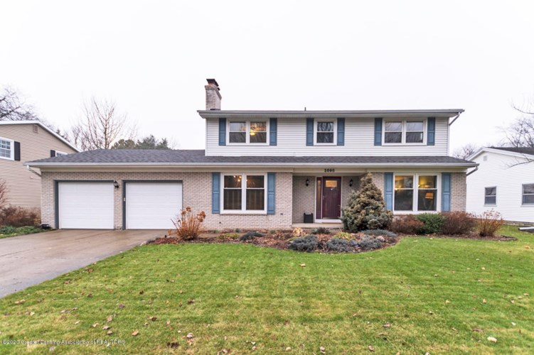 2898 Colony Drive, East Lansing, MI 48823