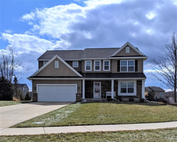 1278 Cambridge Circle, Williamston, MI 48895