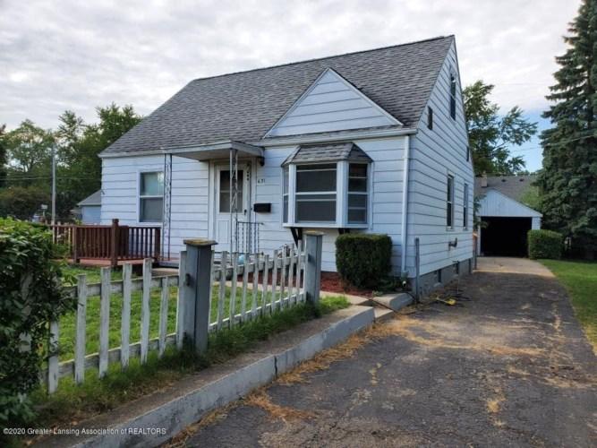 631 Maplehill Avenue, Lansing, MI 48910