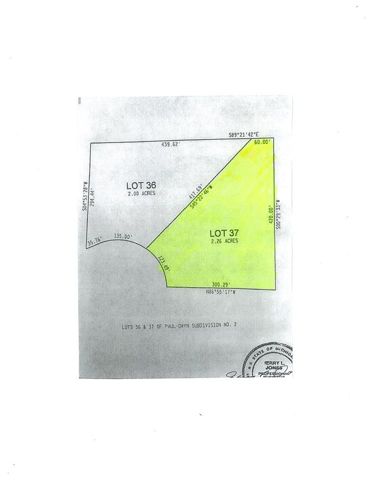 Brownwood Lot 37, Midland, MI 48642