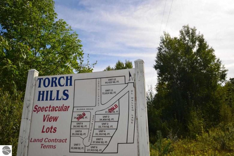 0 Torch Hills Lane, Rapid City, MI 49676