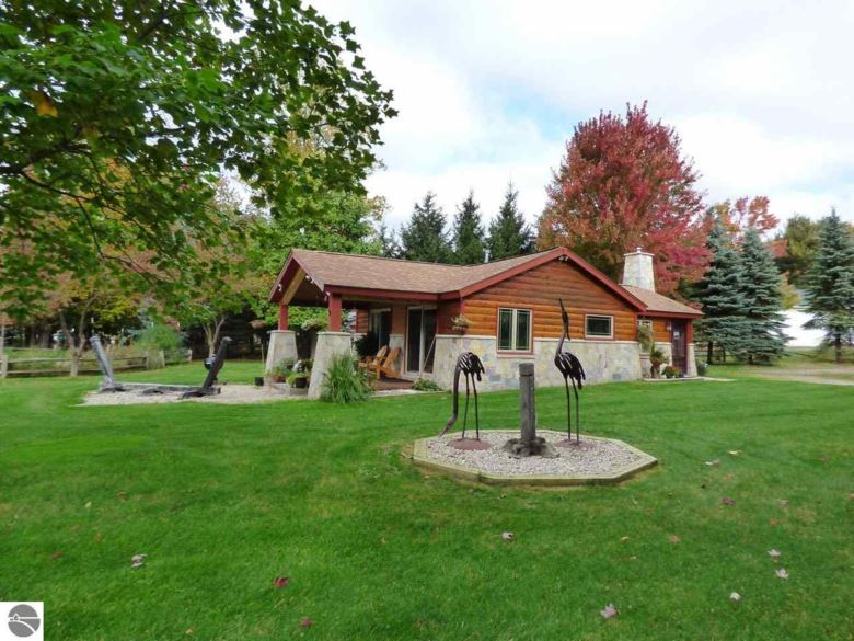 729 N Intermediate Lake Road, Central Lake, MI 49622
