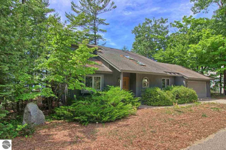 4367 NE Torch Lake Drive, Central Lake, MI 49622
