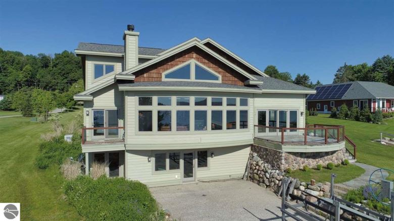 2729 N West Torch Lake Drive, Kewadin, MI 49648