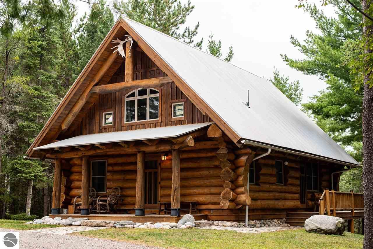 3143 Ruffed Grouse Trail, Grayling, MI 49738