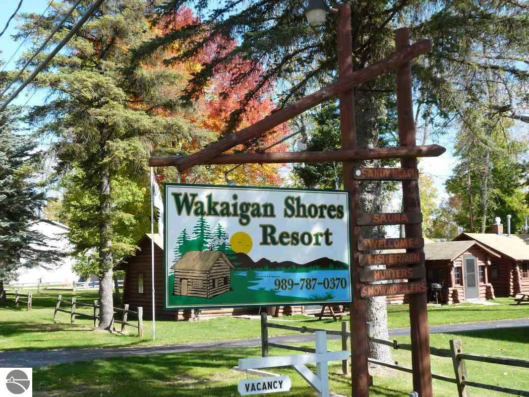 12122 W West Shore Drive, Houghton Lake, MI 48629
