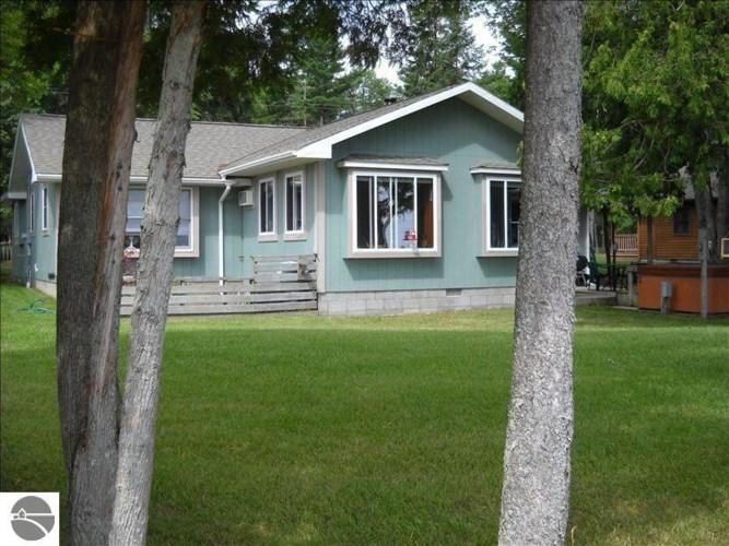 4254 N Lakeshore Drive, Black River, MI 48721
