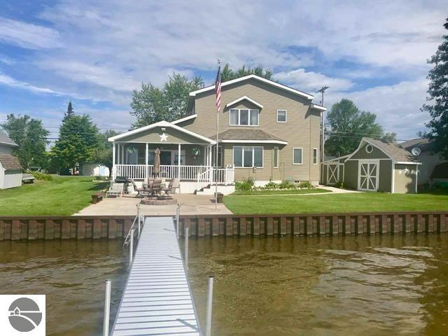 12739 E Houghton Lake Drive, Houghton Lake, MI 48629