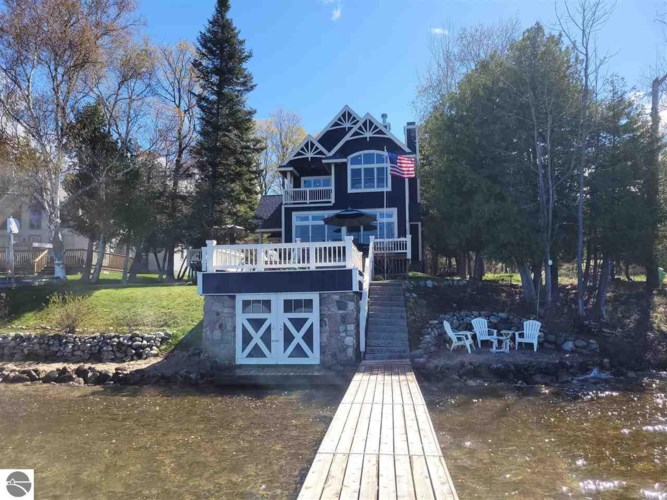 3727 Wak-Wing Road, Central Lake, MI 49622