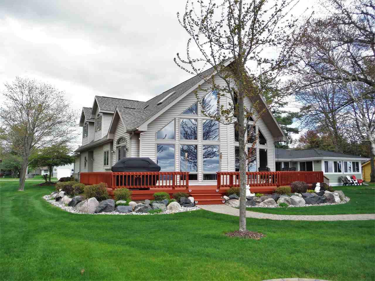 457 Old Trail Drive, Houghton Lake, MI 48629