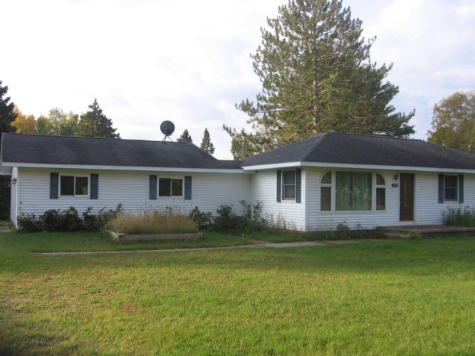 5354 E Alger Smith Road, Black River, MI 48721