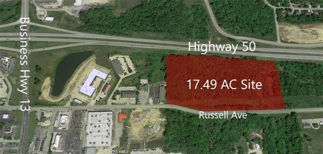 Russell Avenue, Warrensburg, MO 64093