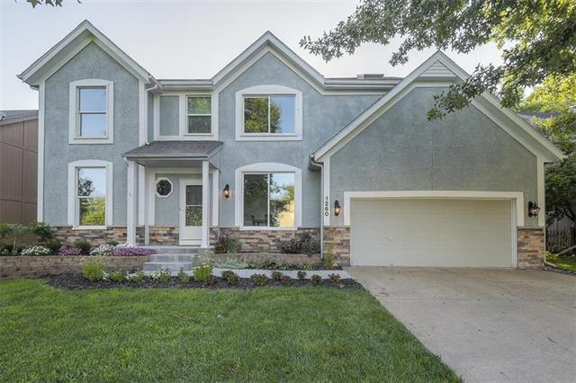 1260 E Sheridan Bridge Lane, Olathe, KS 66062