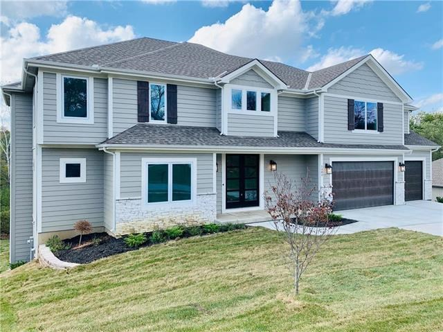1302  Timber Ridge Drive, Liberty, MO 64068