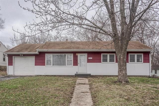 543 N 80th Place, Kansas City, KS 66112