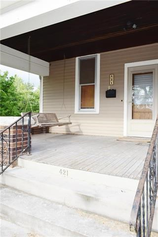 421 N College, Warrensburg, MO 64093