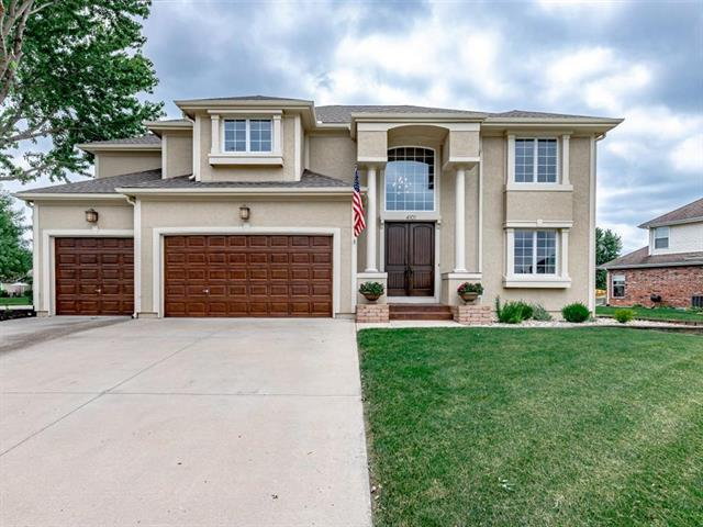 4101 SW Duck Pond Drive , Lee's Summit, MO 64082
