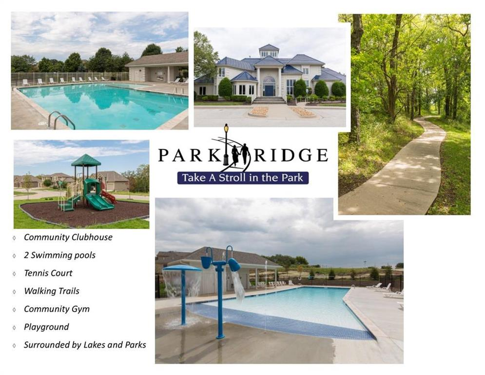 1866 NE Park Ridge Drive , Lee's Summit, MO 64064