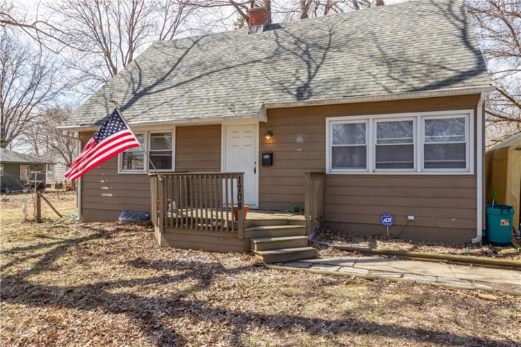 1708 S Pearl Street, Independence, MO 64055