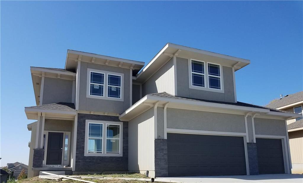 12548 S Canyon Drive , Olathe, KS 66061