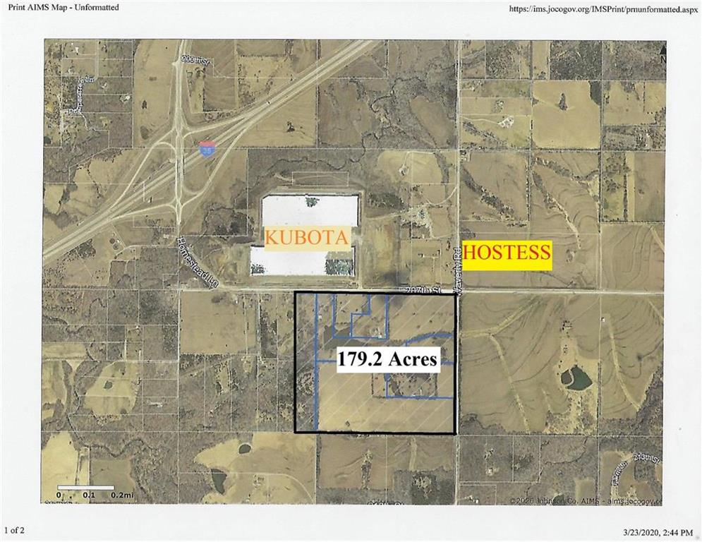 179ac 207th & Waverly Road , Edgerton, KS 66021