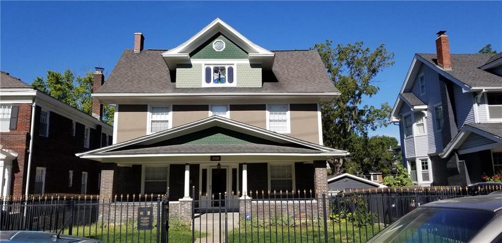 3520 Cherry Street , Kansas City, MO 64109