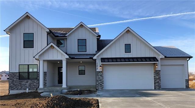 11418 Switchgrass (Lot 9) Street, Kearney, MO 64060