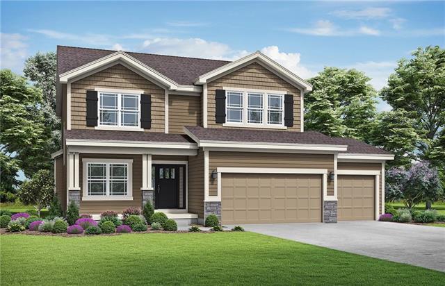 1622 Grandshire Drive , Raymore, MO 64083