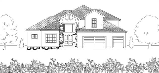 12203 W 167 Terrace , Overland Park, KS 66221