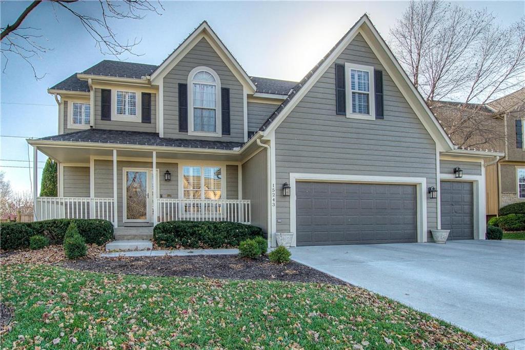 15243 W 154th Terrace , Olathe, KS 66062