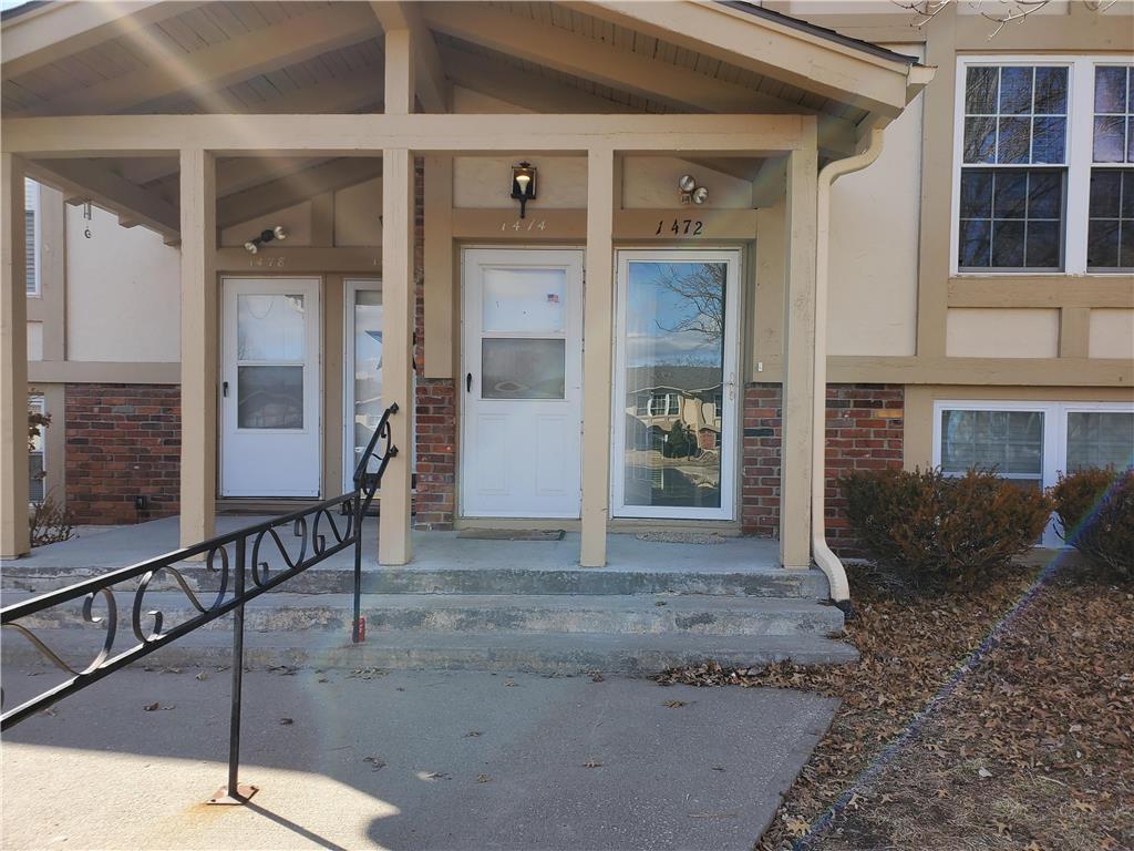 1472 NW 64TH Terrace , Kansas City, MO 64118