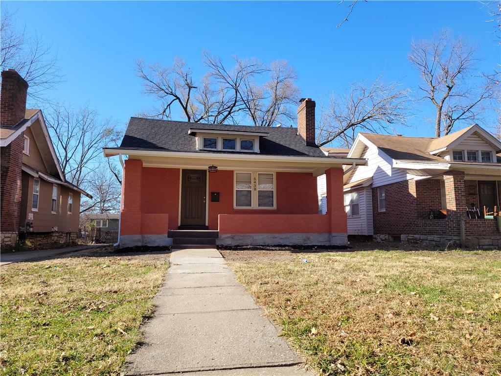 5438 Woodland Avenue , Kansas City, MO 64110