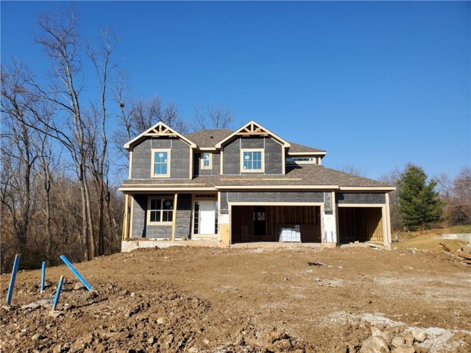 2501 NE Amanda Lane, Blue Springs, MO 64029