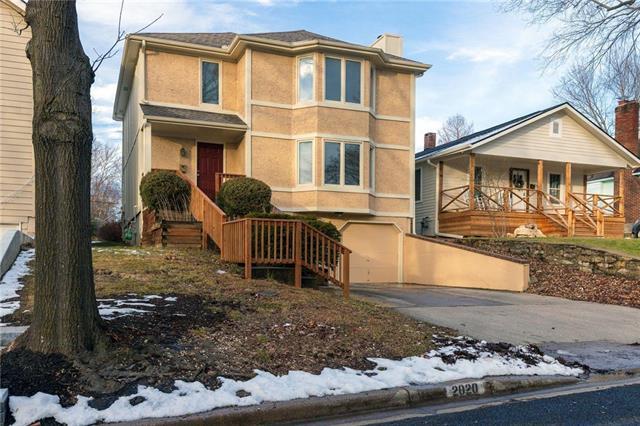 2020 W 48th Terrace , Westwood Hills, KS 66205