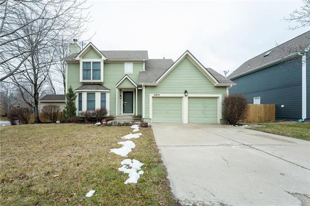 14859 W Peppermill Drive, Olathe, KS 66062