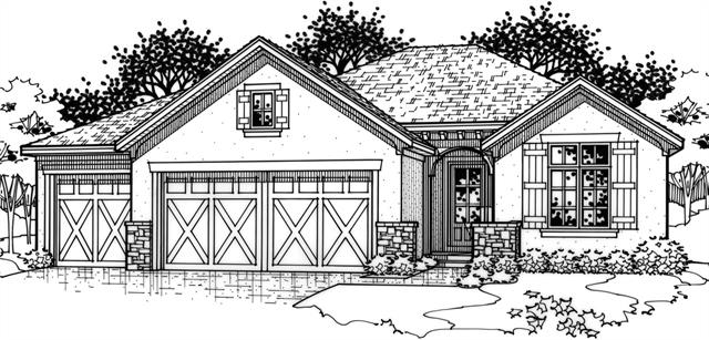 11221 S Violet Street , Olathe, KS 66061