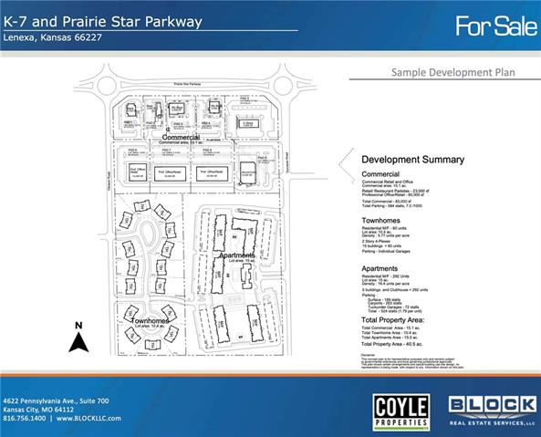 K-7 & Prairie Star Parkway , Lenexa, KS 66227