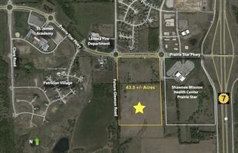 K-7 & Prairie Star Parkway, Lenexa, KS 66227