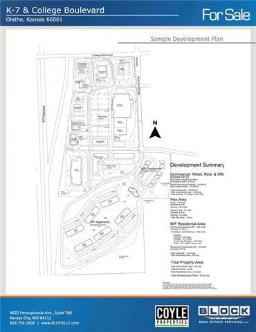 SEC K-7 & College Boulevard , Olathe, KS 66061