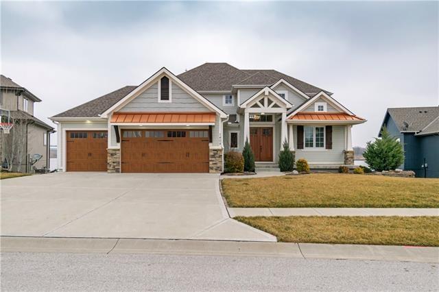 1409 Kensington Lane, Raymore, MO 64083