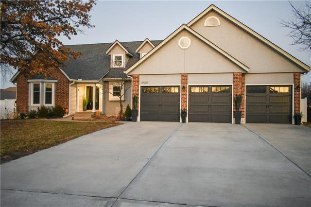 3501 SW WINDSONG Drive , Lee's Summit, MO 64082