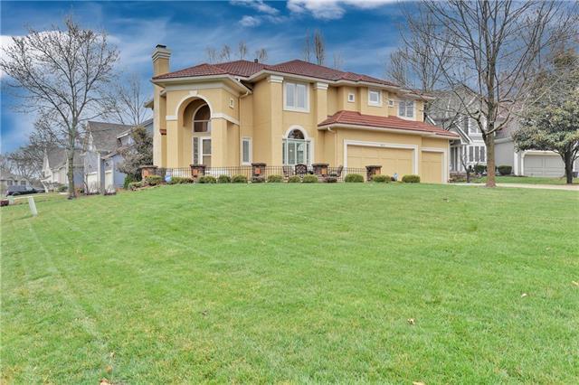 9615 W 128 Terrace , Overland Park, KS 66213