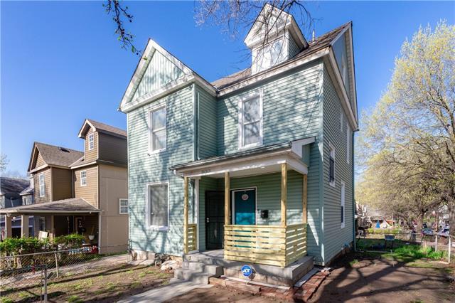 500 Askew Avenue , Kansas City, MO 64124