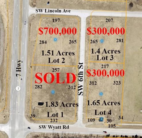 SW 7 Lot 2 Highway, Blue Springs, MO 64014