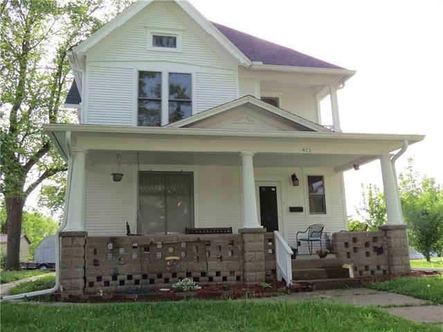 413 N Park Street, Stanberry, MO 64489