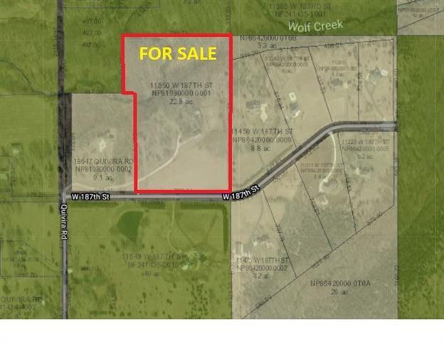 11550 W 187th Street , Spring Hill, KS 66083