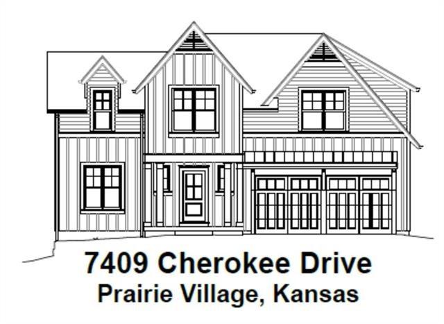 7409 Cherokee Drive, Prairie Village, KS 66208