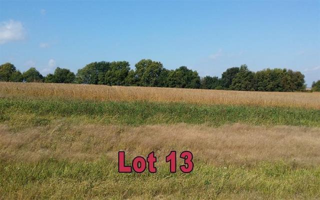 Lot 13 Long Road, Bucyrus, KS 66013