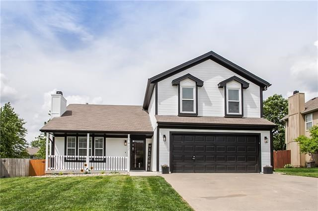 1402 Birch Drive, Greenwood, MO 64034