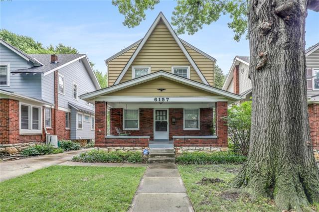 6157 Charlotte Street , Kansas City, MO 64110